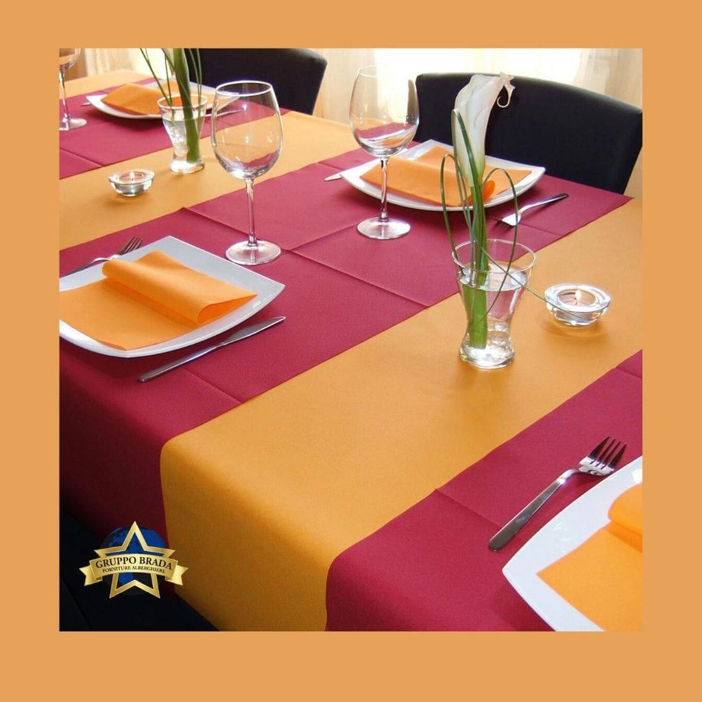 Come usare il tessuto non tessuto nella ristorazione e forniture alberghiere